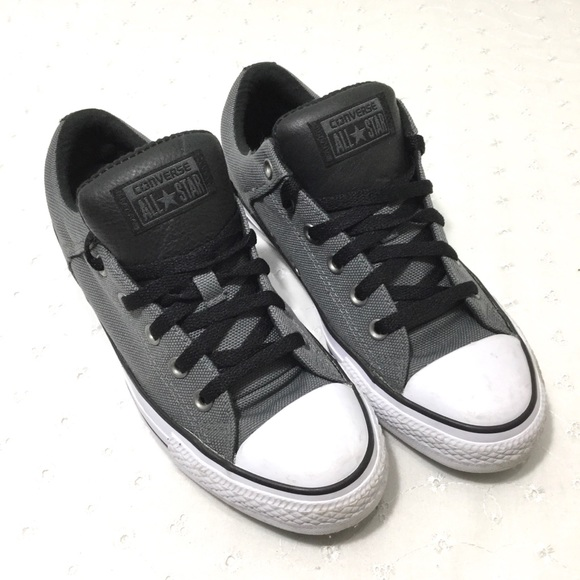 Converse Other - Converse Chuck Taylor All Star OX Thunder Sneaker
